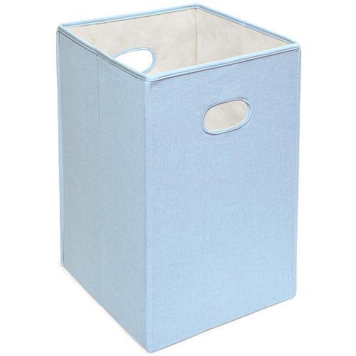 Badger Basket - Folding Hamper, Blue