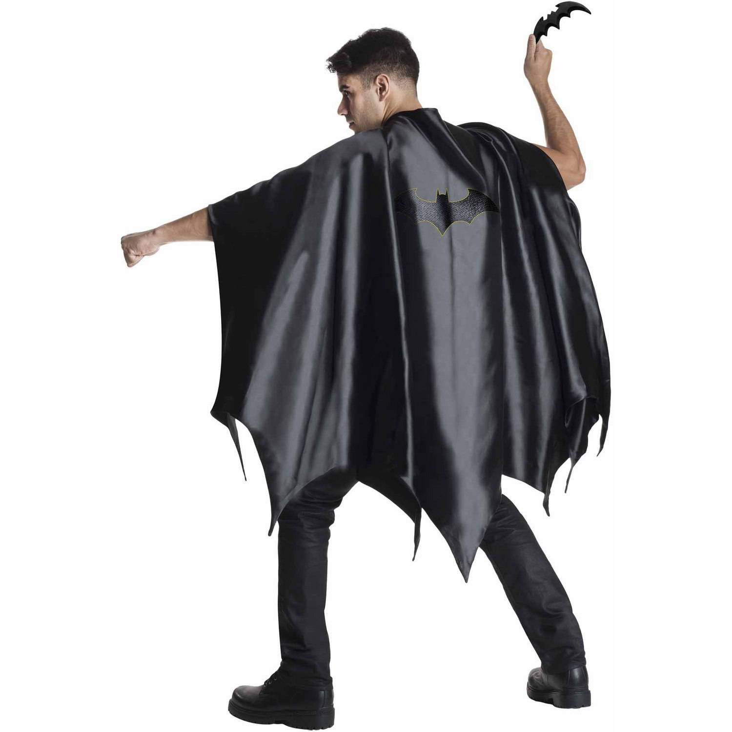 Batman Cape Adult Halloween Accessory