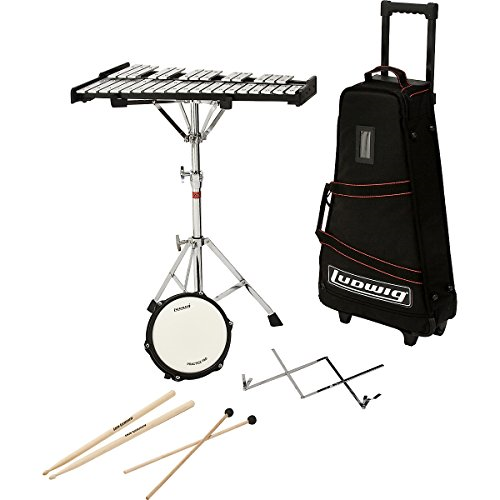 Musser M651 Bell Kit With Rolling Bag by