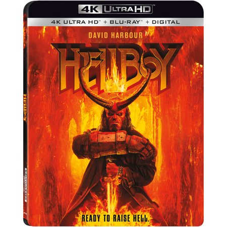 Hellboy (2019) Standard Definition Widescreen (4K Ultra HD)
