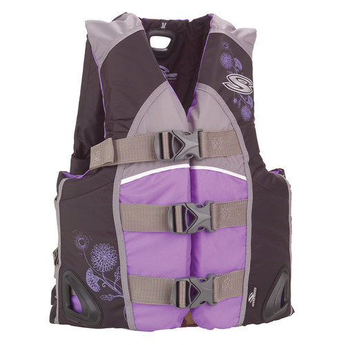 Stearns PFD Women's V-Flex Illusion Series Nylon Life Jacket
