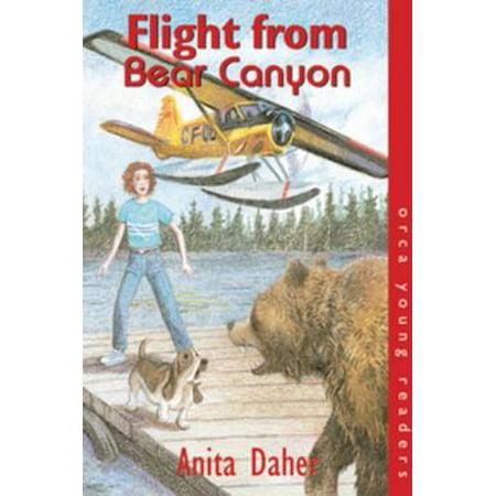 Flight From Bear Canyon - eBook