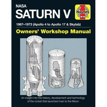 NASA Saturn V 1967-1973 (Apollo 4 to Apollo 17 & (Von Zipper Skylab)