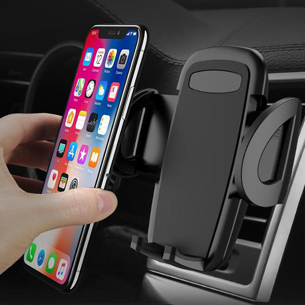 Mobile Phone Holders & Stands Mobile Phone Accessories Universal Adjustable Crocodile Clip Mobile Phone Car Desk Holder Bracket Mount For Iphone 7 6s 5s Samsung S6 S7 Moderate Price