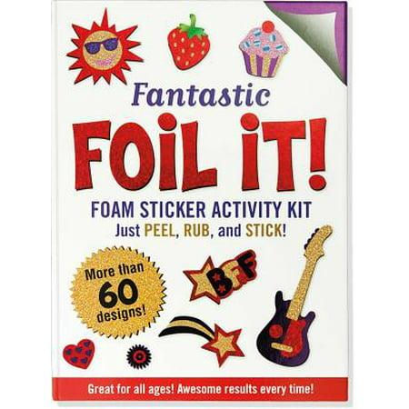 Fantastic Four Foil - Large Foil It! Fantastic