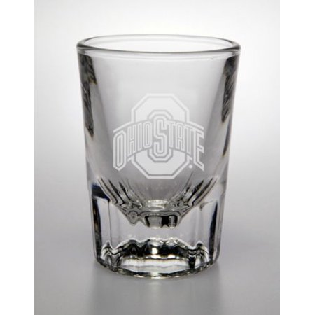 Ohio State Buckeyes Deep Etched Classic Shot Glass