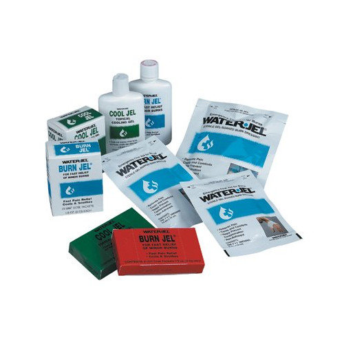 Swift First Aid Water Jel  Burn Products - water jel 2'' x 6'' dressing