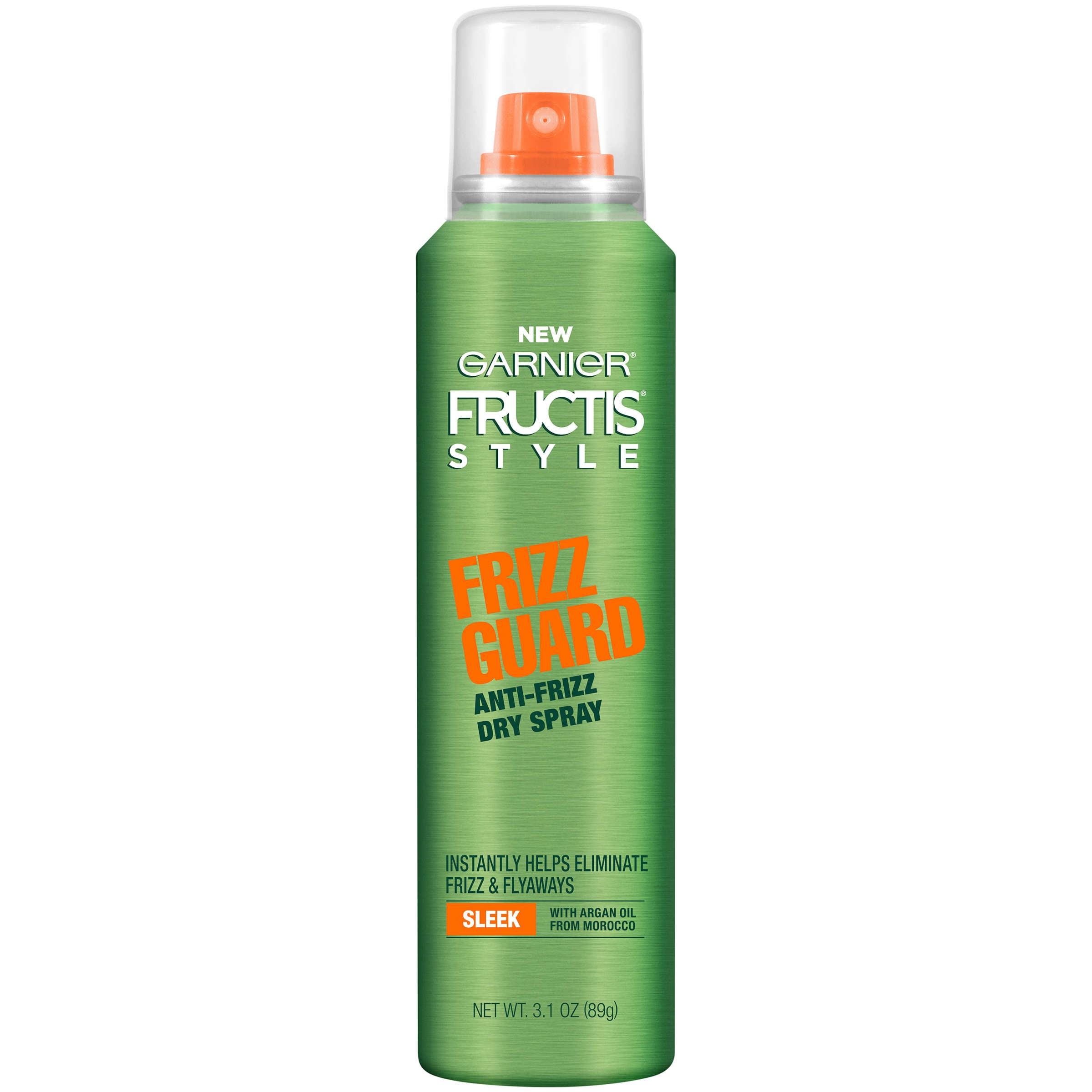Garnier Fructis Style Frizz Guard Anti Frizz Dry Spray 31 Oz