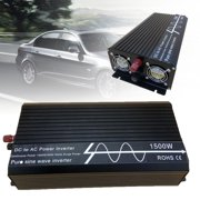 Best Grid Tie Inverters - 1500W Electronic Power Inverter Off Grid Pure Sine Review
