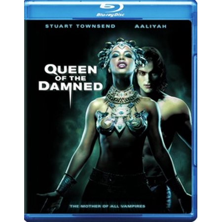The Queen Of The Damned (Blu-ray) (Tiffany Blau)
