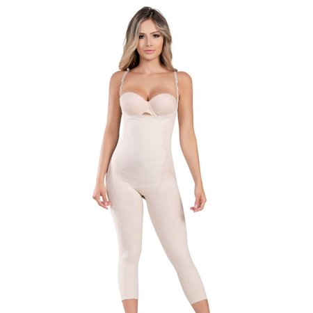 CYSM 1586 Fajate Seamless Slimming Compression Bodysuit (Compression Bodysuit)
