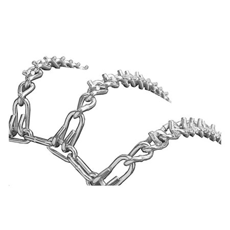 Oregon Set of 2 Link Tire Chains 18 x 950-8 AYP Laclede Murray LA018 LA018AR 3305 TC958