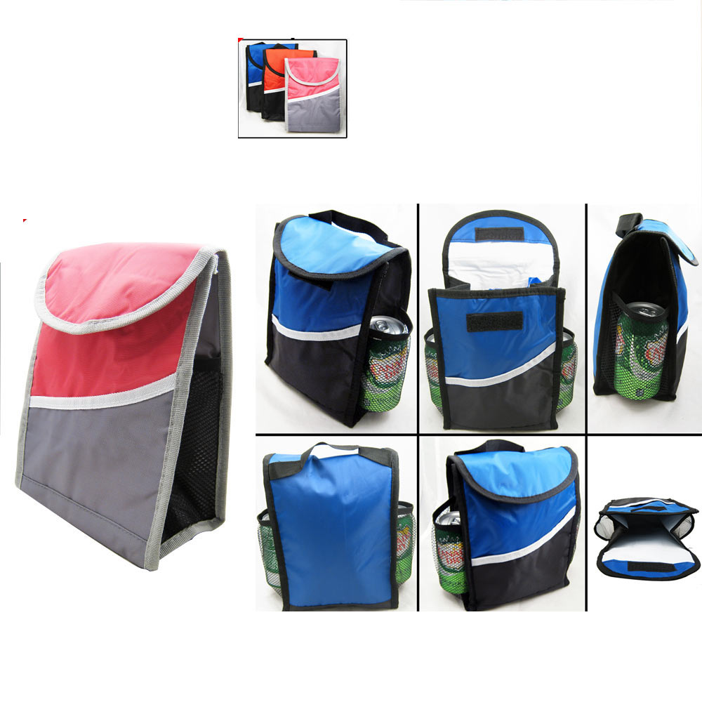 Deluxe Insulated Lunch Box Bag Kit Cooler Tote Kids Camp Lunchbox Picnic School