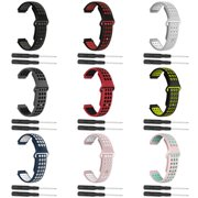 For Garmin Forerunner 230 235 220 620 630 735 Smart Watch Silicone Replacement Watch Band Strap