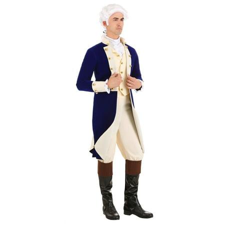 Halloween Costumes Hamilton (Men's Alexander Hamilton)