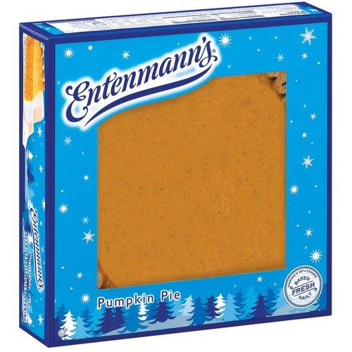 Entenmann's Pumpkin Pie, 21 oz