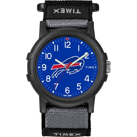 Timex - NFL Tribute Collection Recruite Youth Watch, Buffalo Bills