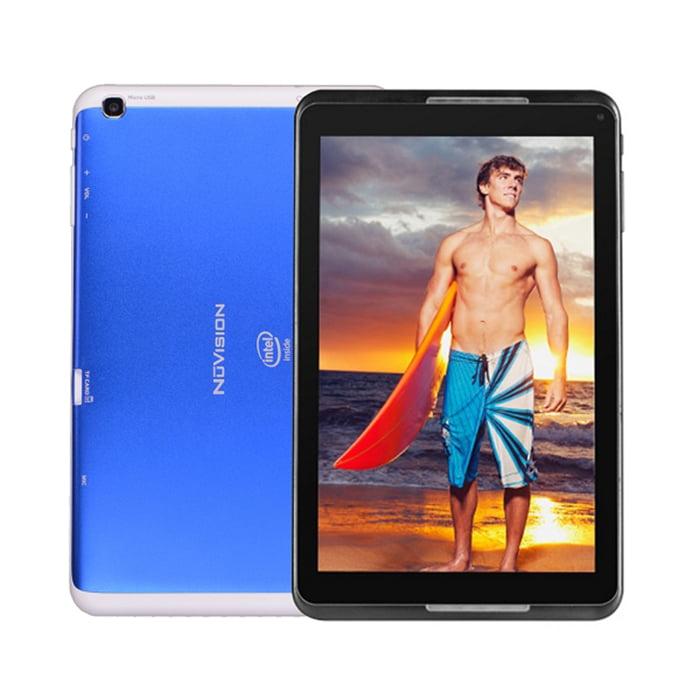 "Nuvision 8"" Atom Z3735G Quad-Core 1.33GHz 1GB 32GB Androi..."