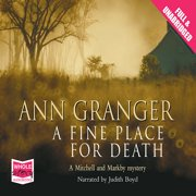 A Fine Place for Death - Audiobook