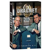 Dragnet: Season 3 by SHOUT FACTORY