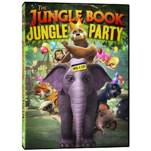 The Jungle Book: Jungle Party (Full Frame)