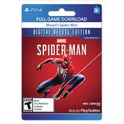 Spider-Man Digital Deluxe Edition, Sony Interactive, Playstation, [Digital Download]