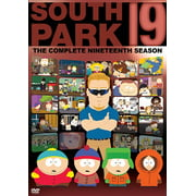 South Park: The Complete Nineteenth Season (DVD) by Paramount