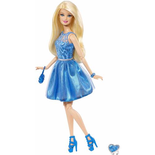 Barbie September Birthstone Doll