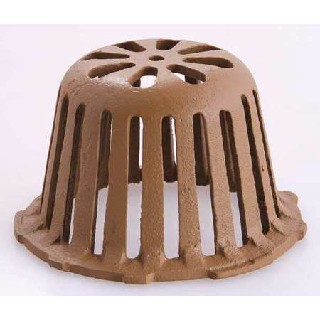 Copper Roof Drain (JAY R. SMITH MFG. CO 1330CID Roof Drain Dome )