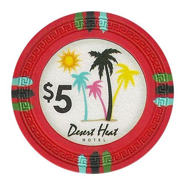 Bry Belly CPDH-$5 25 Roll of 25 - Desert Heat 13. 5 Gram - $5