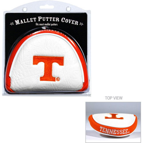 Team Golf NCAA Tennessee Golf Mallet Putter Cover