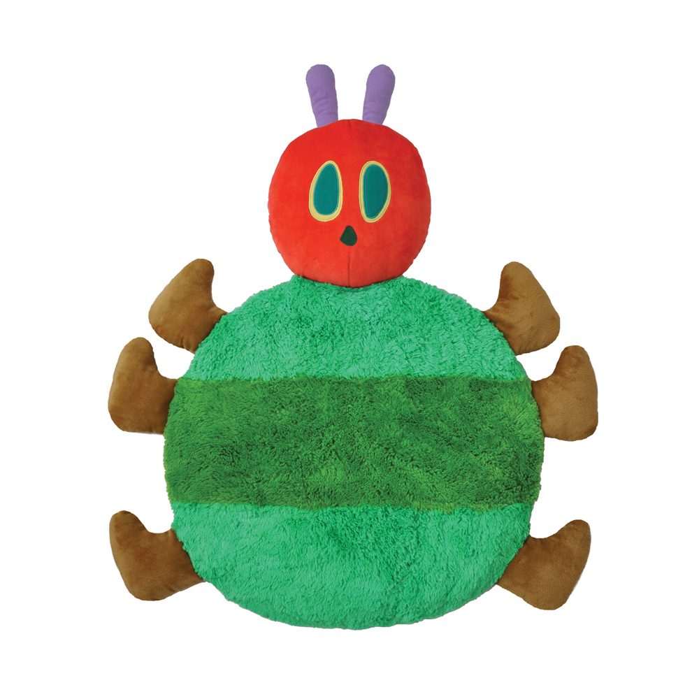 World of Eric Carle The Very Hungry Caterpillar Plush Playmat