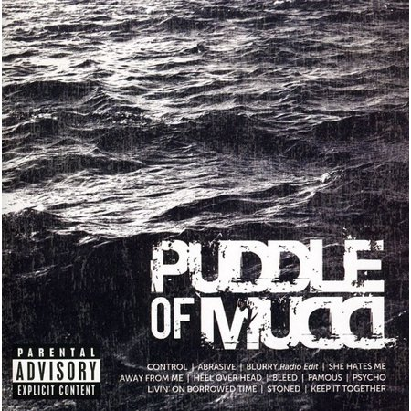 Puddle Of Mudd - Icon Series: Puddle Of Mudd (Explicit) (Metal Icons)