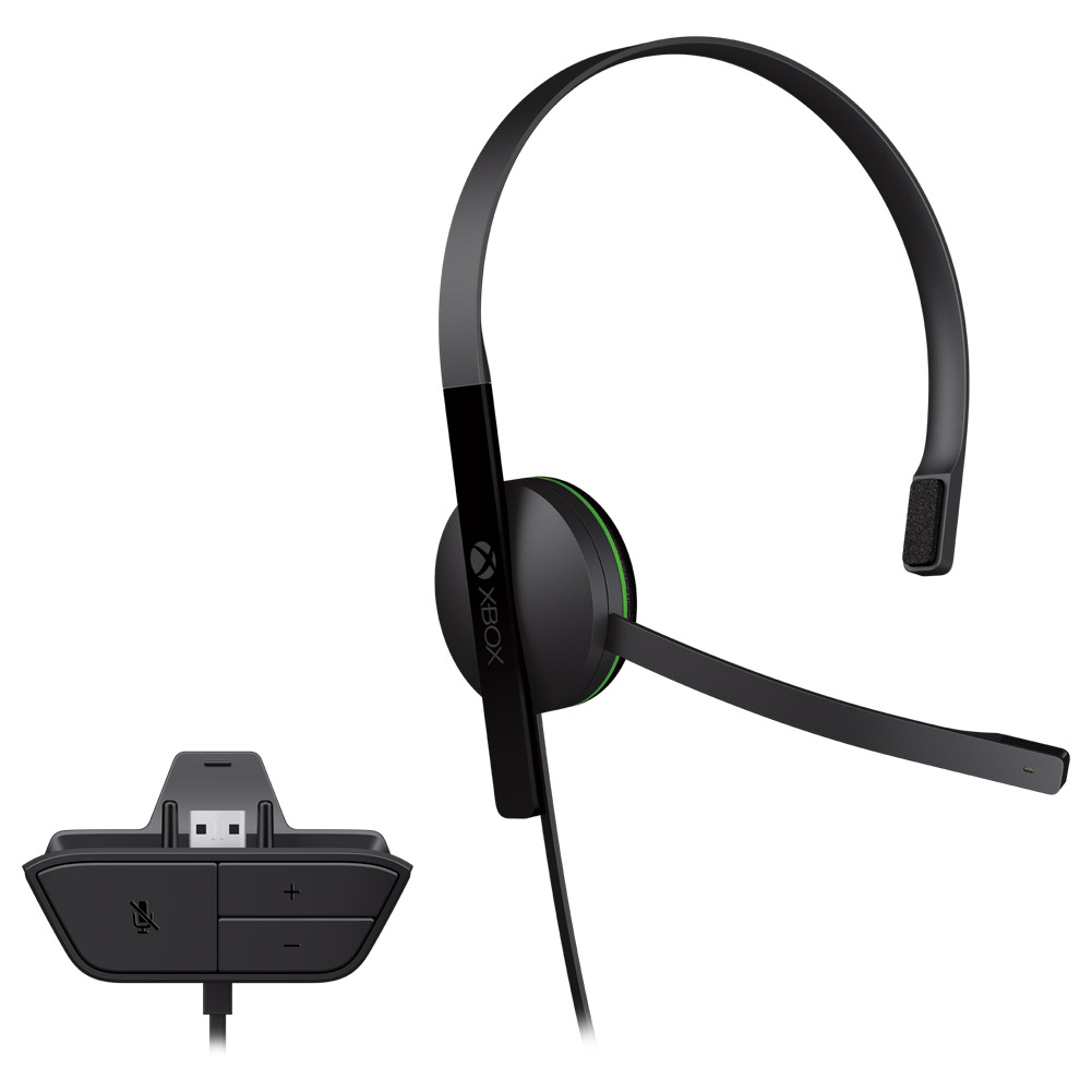 Microsoft Xbox One Chat Headset, S5V-00001
