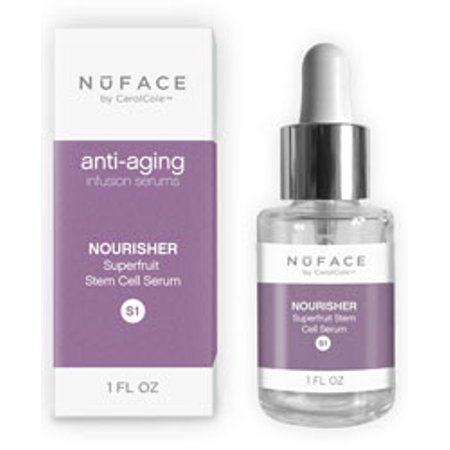 NuFACE Nourisher - Superfruit Stem Cell Serum, 1.0 fl. oz.