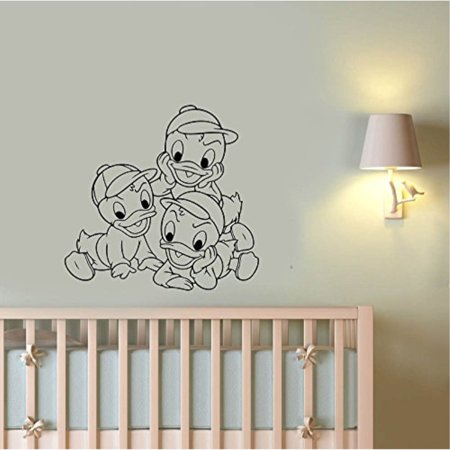 DuckTales Huey Dewey and Louie Vinyl Sticker Disney Wall Decal 90s ...
