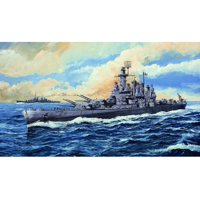 Trumpeter 05735 Battleship USS Washington BB-56 1/700 Scale Model Kit