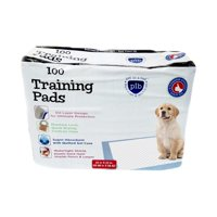 100 PACK TRAINING PADS - PINK