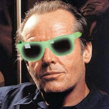 Glow in the Dark Sunglasses - Glow In Dark Sunglasses