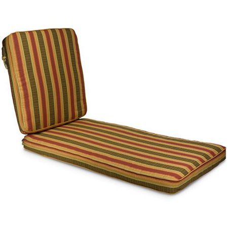 Mozaic indoor outdoor 25 inch wide striped chaise lounge for Chaise 5013