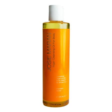 Mandarin Essence (Josie Maran Argan Cleansing Oil for Body - Mandarin Nectar, 245ml/8.3oz)