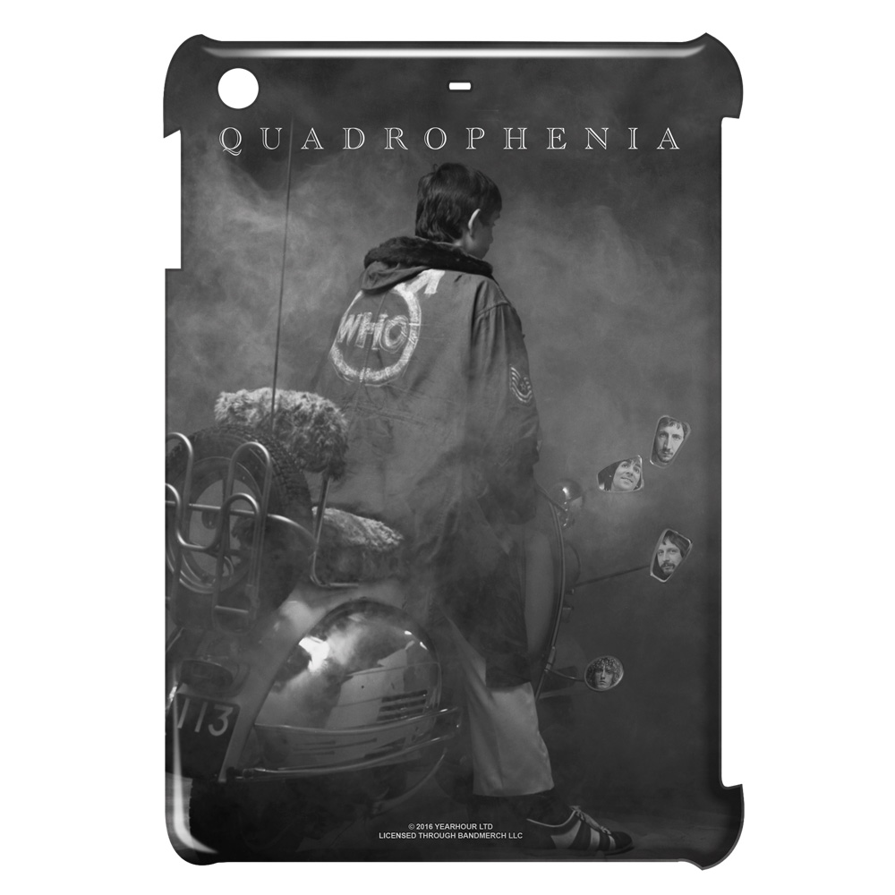 The Who Quadrophenia Ipad Mini Case White Ipm