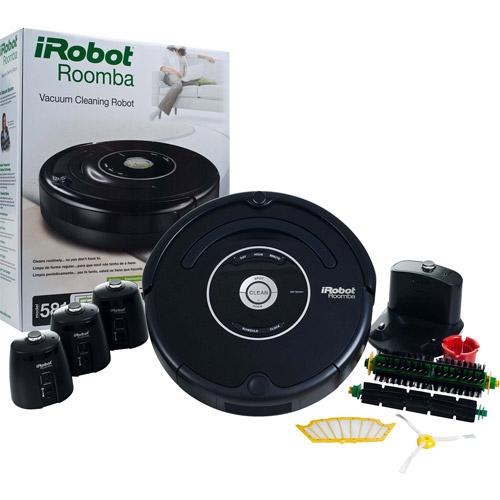 Irobot Roomba Robotic Vacuum, 581