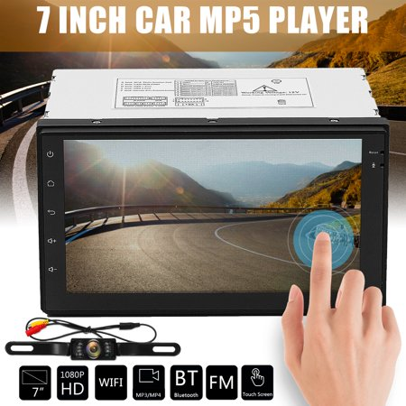 2 DIN 7'' Multi-core Car Radio TouchScreen ISO/ Android