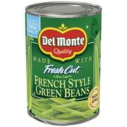 Del Monte Fresh Cut French Style Green Beans, 14.5 OZ