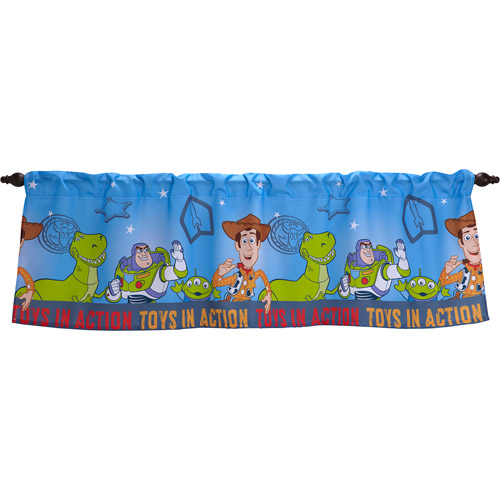 Disney Toy Story - Window Valance