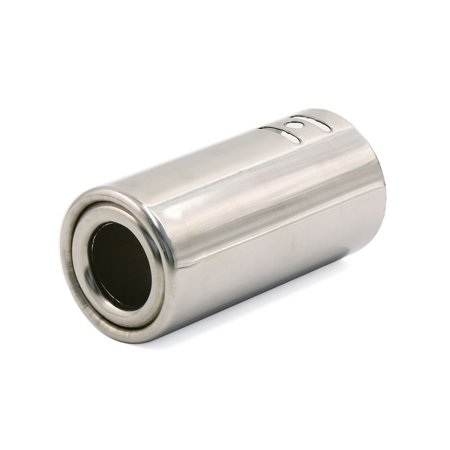 Universal Stainless Steel Car Rear Exhaust Pipe Tail Muffler Tip 2