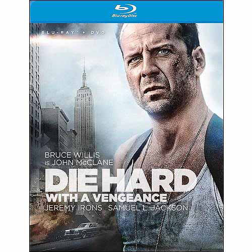 Die Hard With A Vengeance (Blu-ray   DVD) (Widescreen)