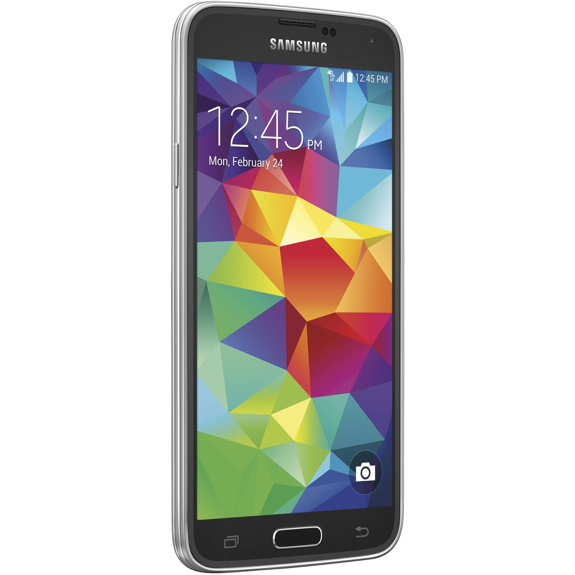 Walmart Family Mobile Samsung Galaxy S5 Prepaid Smartphone