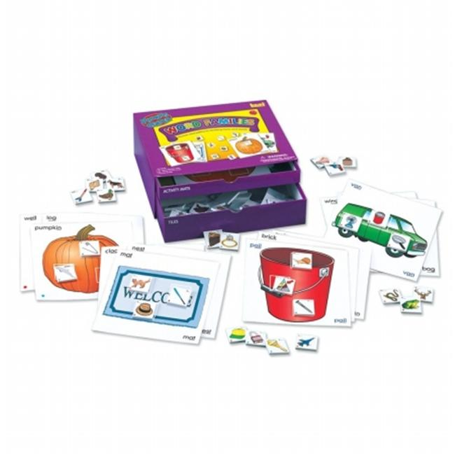 Lauri 2373 Educational Phonics Kit- Word Families - image 1 of 1